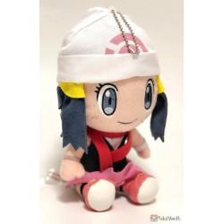 Pokemon Center 2019 Pokemon Trainers Campaign Dawn Plush Toy