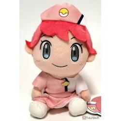Pokemon Center 2019 Pokemon Trainers Campaign Pokemon Center Nurse Plush Toy