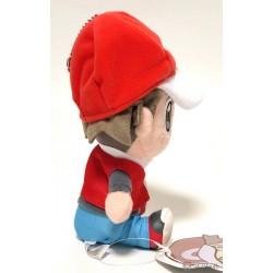 Pokemon Center 2019 Pokemon Trainers Campaign Red Plush Toy