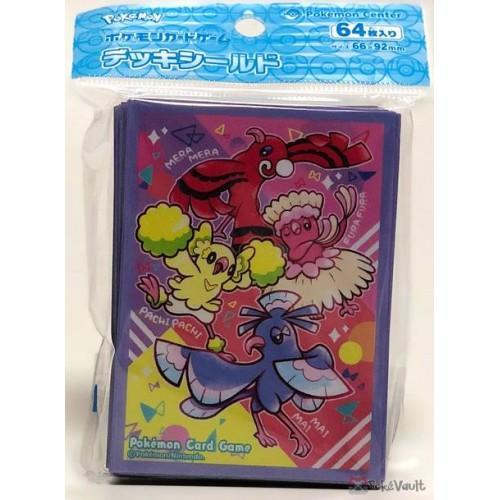 Japanese Pokemon Accessories Deck Sleeves
