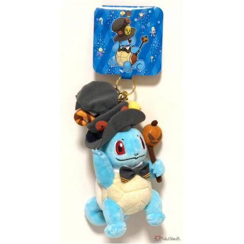 Pokemon Center 2019 Halloween Festival Campaign Squirtle Yamask Mascot Plush Keychain