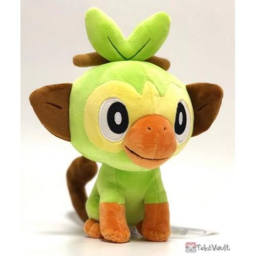 Pokemon Life-size Plush doll Grookey 480x425x250mm Pokemon Center JPN import NEW