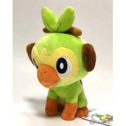 Pokemon Center 2019 Grookey Plush Toy
