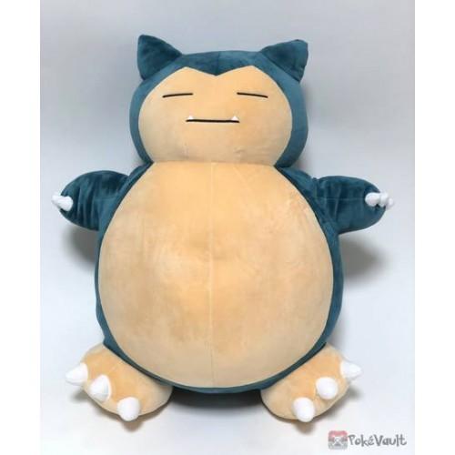 Pokemon Center 2019 Snorlax Large Size Plush Toy