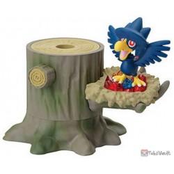 Pokemon Center 2018 Re-Ment Pokemon Forest Vol. 3 Murkrow Figure (Version #2)