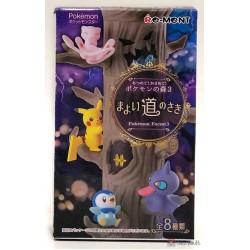 Pokemon Center 2018 Re-Ment Pokemon Forest Vol. 3 Abra Paras Figure (Version #7)
