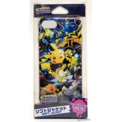 Pokemon Center 2019 Pokemon Band Festival Campaign Zeraora Electivire & Friends iPhone 6/6s/7/8 Mobile Phone Soft Cover (Version #2)