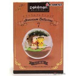 Pokemon Center 2019 Re-Ment Terrarium Collection Series #7 Raikou Figure (Version #4)