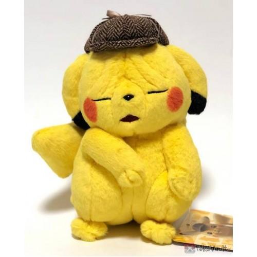 Pokemon Center 2019 Detective Pikachu Movie Wrinkled Face
