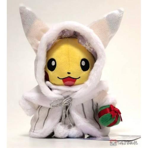 Pokemon Center 2019 Pokemon Frosty Christmas Campaign