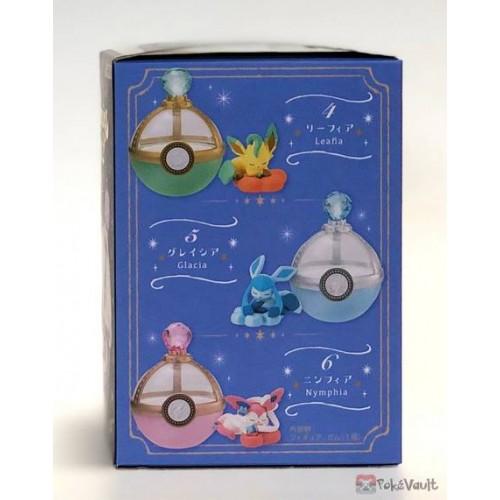Eevee Re-ment Pokemon Eevee /& Friends Dreaming Case 2 Figure Ship in Box!
