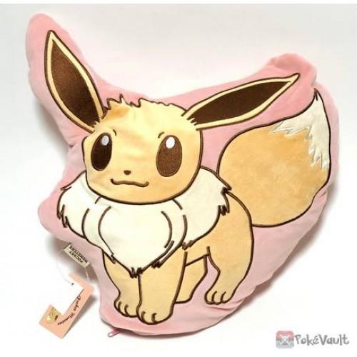 Pokemon Center 2018 Eevee Blanket In Plush Cushion