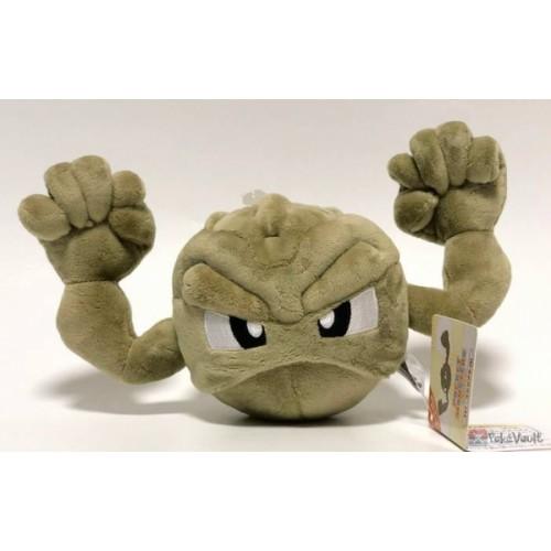Pokemon 2019 San-Ei All Star Collection Geodude Plush Toy