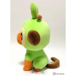 Pokemon 2019 San-Ei All Star Collection Grookey Large Size Plush Toy Cushion