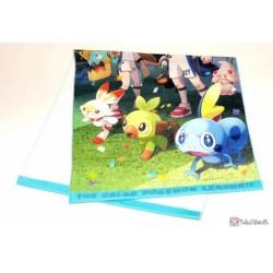 Pokemon Center 2019 Galar Pokemon League Scorbunny Sobble & Friends Mini Bath Towel