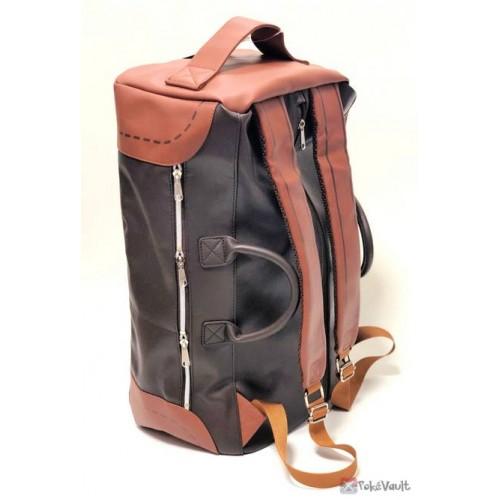 Pokemon Center 2019 Sword & Shield Boy Trainer Adult Leather Boston Bag