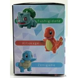 Pokemon 2019 Polygo Mini Collection Series Bulbasaur Figure