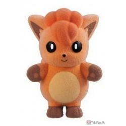 Pokemon 2019 Bandai Pokemofu Doll Vol. 4 Vulpix Figure (Version #6)