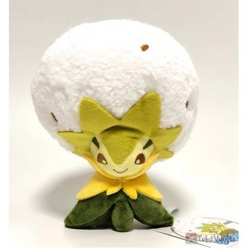 Pokemon Center 2019 Eldegoss Plush Toy