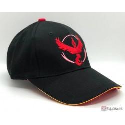 Pokemon Center 2019 Pokemon GO Campaign Team Valor Moltres Adult Size Hat