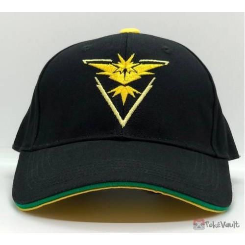 Pokemon Center 2019 Pokemon GO Campaign Team Instinct Zapdos Adult Size Hat