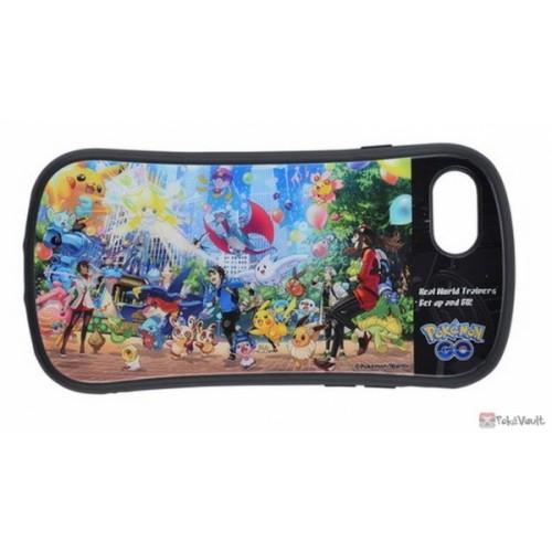 Pokemon Center 2019 Pokemon GO Campaign 3rd Anniversary Jirachi, Salamence & Friends iPhone 6/6s/7/8 Mobile Phone Hybrid Protection Case