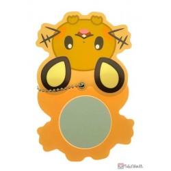 Pokemon Center 2020 Hoppe Daishugo Campaign Dedenne Acrylic Plastic Mirror Keychain (Version #7)