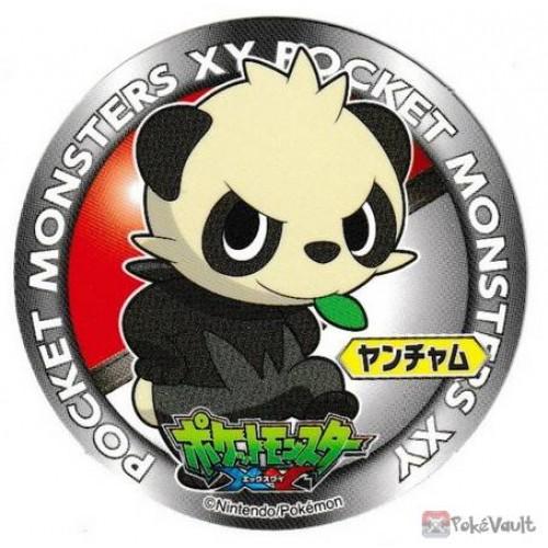 Pokemon 2013 Sapporo Ichiban Ramen X & Y Collection Series Pancham Sticker