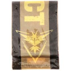 Pokemon Center 2017 Pokemon GO Team Instinct Zapdos Long Scarf Towel