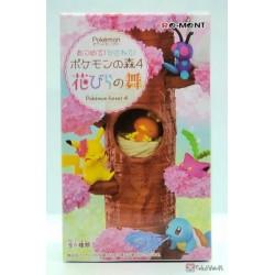 Pokemon 2020 Re-Ment Pokemon Forest Vol. 4 Butterfree Figure (Version #3)