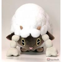Pokemon Center 2020 Wooloo Motchiri Manmaru Large Cushion Plush