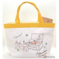 Pokemon Center 2020 Pikachu Number 025 Cooler Tote Bag Picnic