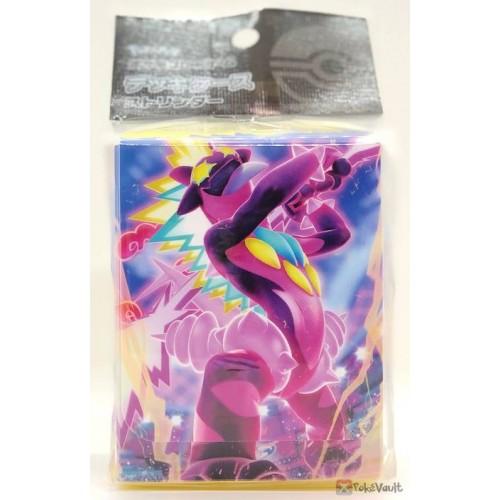 Pokemon Center 2020 Toxtricity Card Deck Box Holder