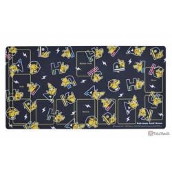 Pokemon Center 2020 Pika Pikachu Premium Half Rubber Playmat #2