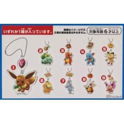 Pokemon Center 2020 Machop Mystery Dungeon Rescue Keychain #7