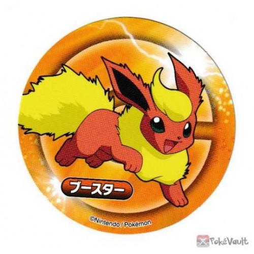 Pokemon 2019 Flareon Sapporo Ichiban Ramen Collection Sticker