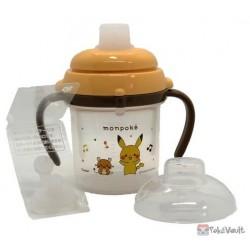 Pokemon 2020 Pikachu Dedenne Monpoke Baby Spout Mug 7 Months