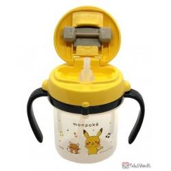 Pokemon 2020 Pikachu Dedenne Monpoke Baby Straw Mug 9 Months