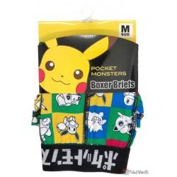 Pokemon Center 2020 Eevee Snorlax Gengar Underwear (Size 76-84cm)