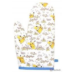 Pokemon Center 2020 Pikachu Oven Mitt Flowers In Full Bloom