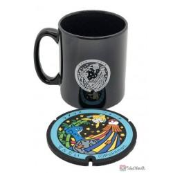 Pokemon 2020 Miyagi Lapras Manhole Series Ceramic Mug