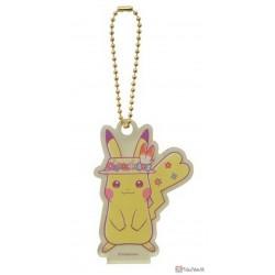 Pokemon Center 2020 Easter Pikachu Acrylic Stand Keychain