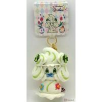 Pokemon Center 2020 Easter Alcremie Mascot Plush Keychain