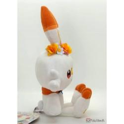Pokemon Center 2020 Easter Scorbunny Plush Toy