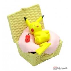 Pokemon Center 2019 Pikachu Re-Ment Nap Basket #1 Figure