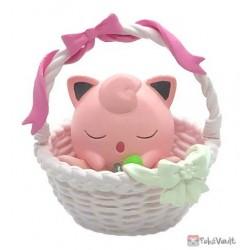 Pokemon Center 2019 Jigglypuff Re-Ment Nap Basket #1 Figure