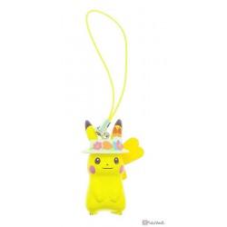 Pokemon Center 2020 Pikachu Easter Strap With Egg