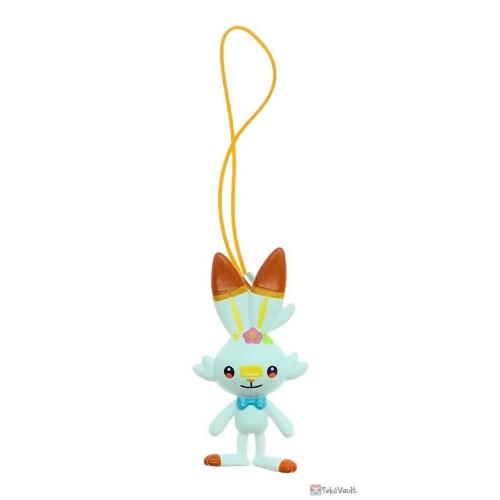 Pokemon Center 2020 Scorbunny Easter Strap With Egg