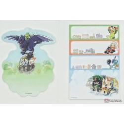 Pokemon Center 2020 Corviknight Galar Tabi Post It Notes