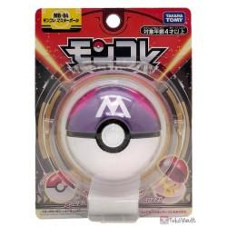 Pokemon 2020 Master Ball Takara Tomy Monster Collection MB-04